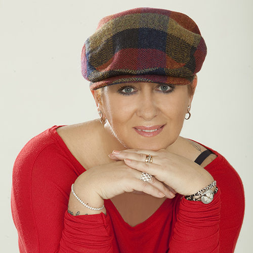 Carolyn Smith (MC)- Scotland