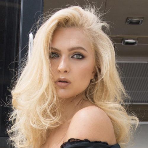 Tania Omelchenko - Ukraine