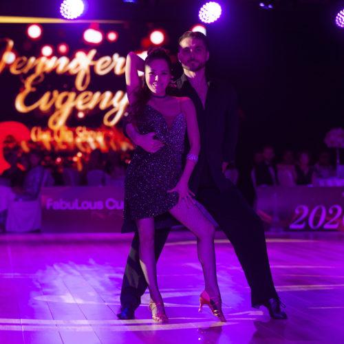 Jennifer & Evgeny