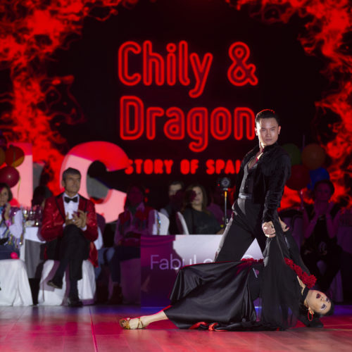 Chily & Dragon