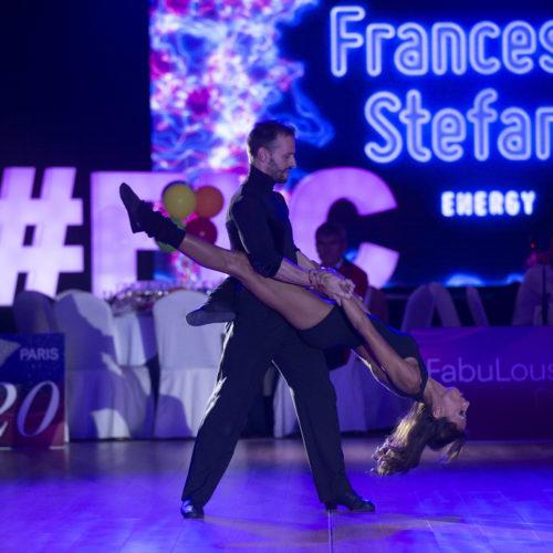Frances & Stefano